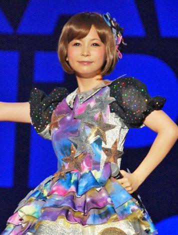 大型エキスポ『KAWAii! NiPPON EXPO 2014』に登場した中川翔子