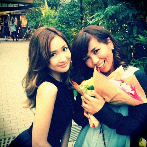 紗栄子とMINMI