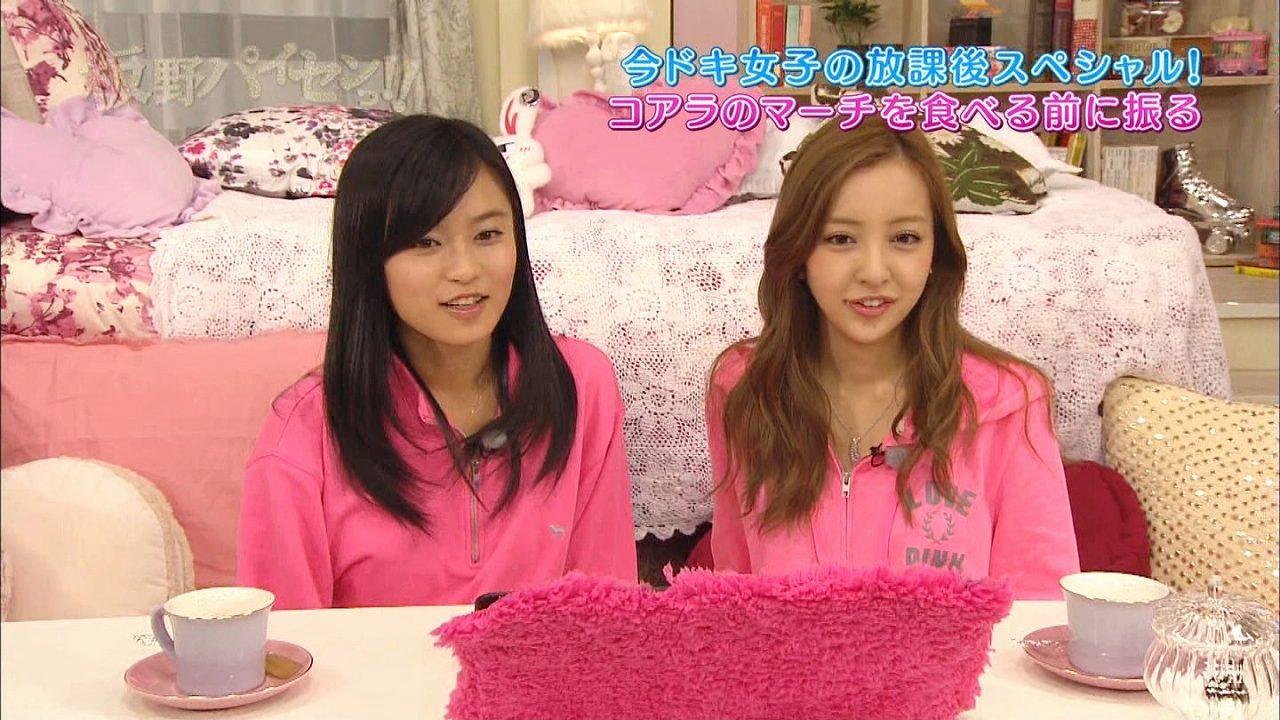 板野パイセンっ!!の小島瑠璃子と板野友美