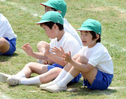 お茶の水女子大学附属小の運動会での悠仁さま