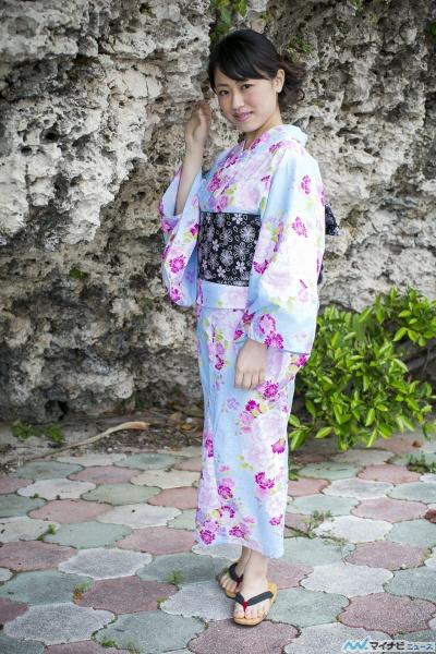 元NHK女子アナ・大西蘭のイメージDVD『蘭お姉ちゃん』