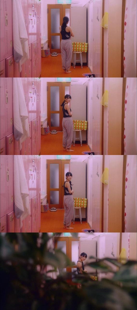 AKB48の横山由依の脱衣シーン
