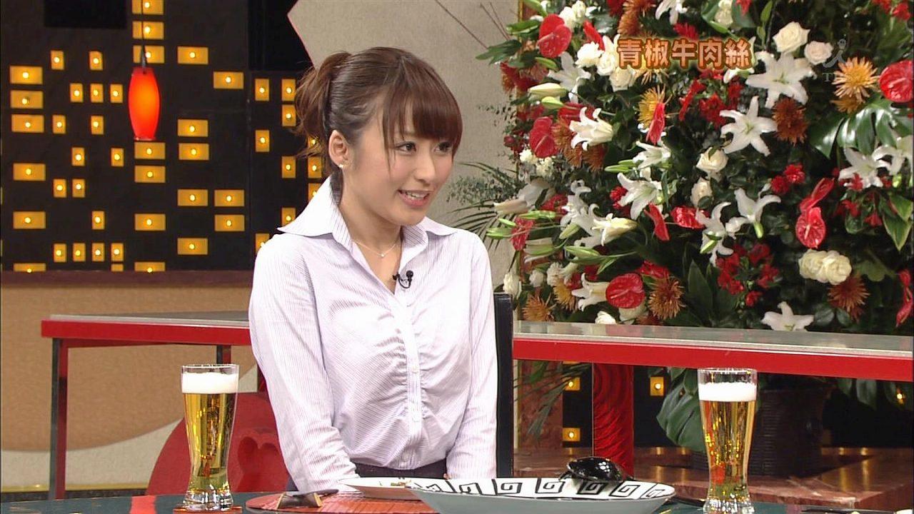 「チューボーですよ!」での枡田絵理奈アナ