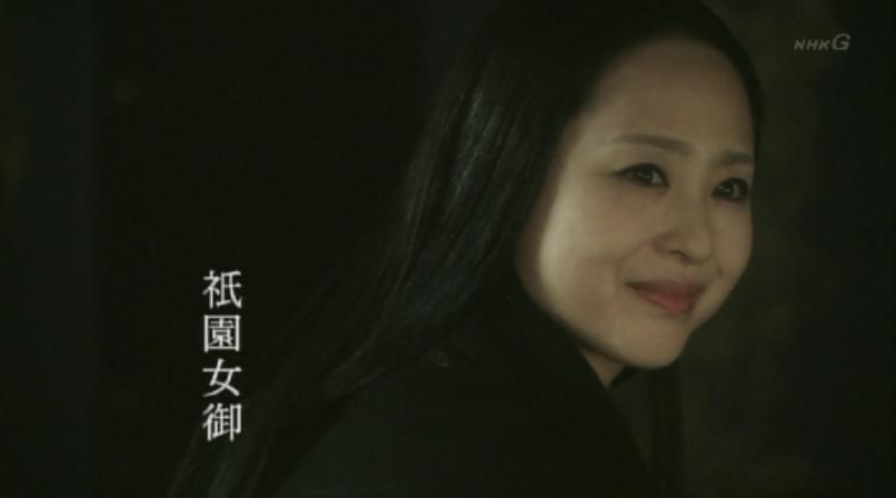 大河ドラマ「平清盛」の松田聖子