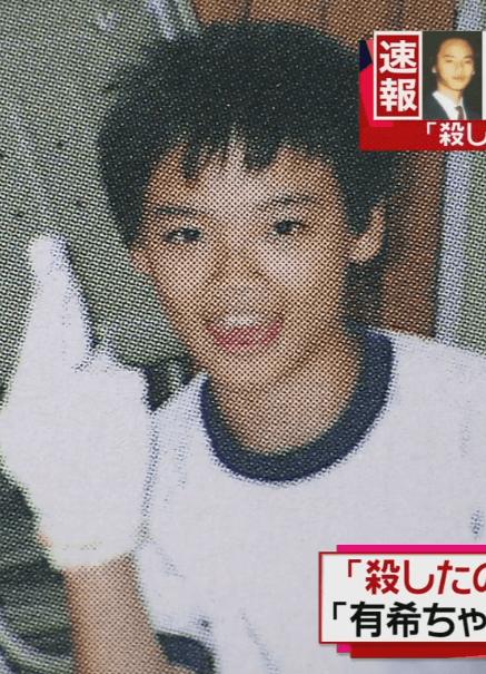 栃木・女児殺害事件で逮捕された勝又拓哉容疑者の中学時代の画像