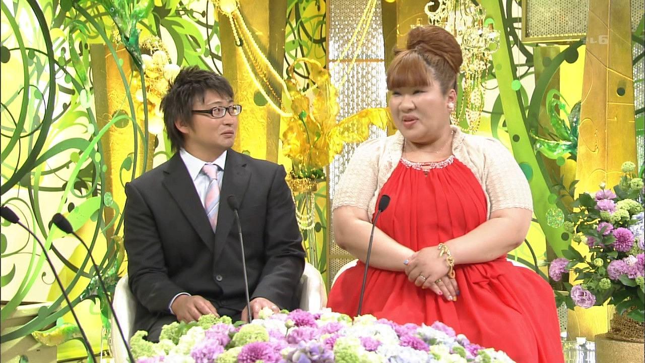 新婚さんいらっしゃいに出演した新婦が凄い 太ってる