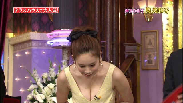 しゃべくり007に出演したテラスハウスの筧美和子