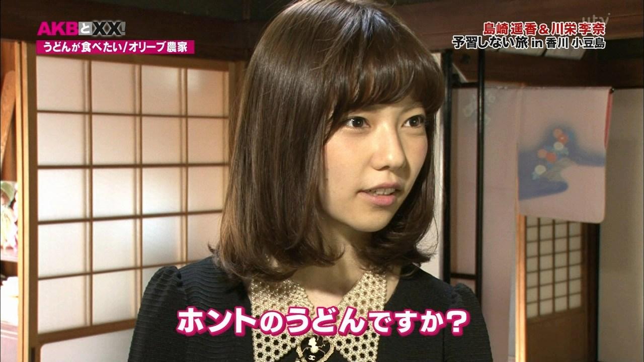テレビ出演した島崎遥香