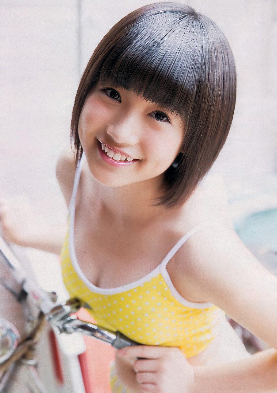 HKT48の朝長美桜
