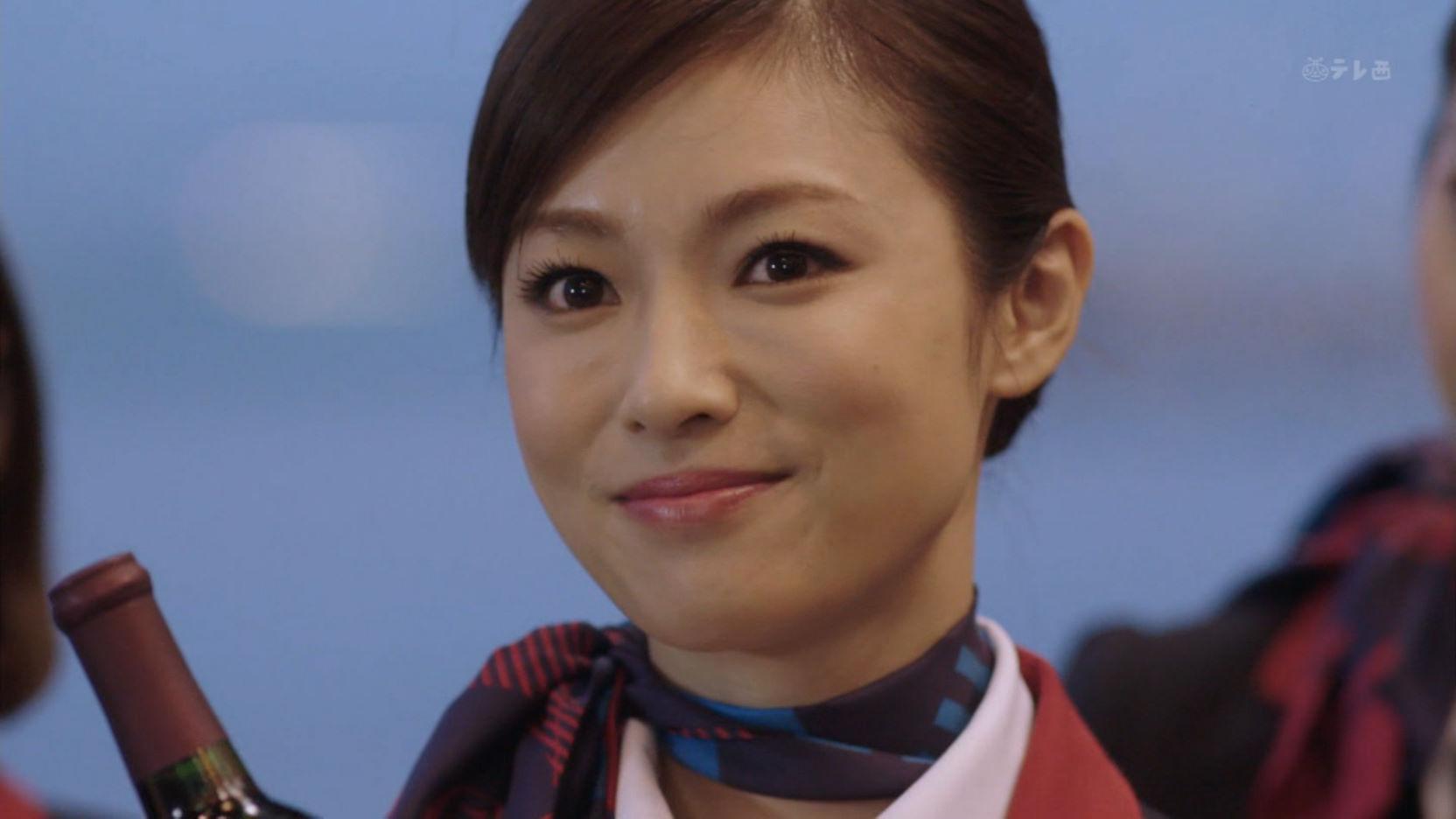 深田恭子のCAコス