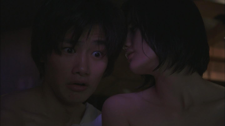 ドラマ「若者たち」、橋本愛のラブホテルのシーン