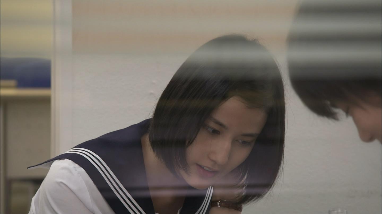 ドラマ「若者たち」で永原香澄を演じる橋本愛