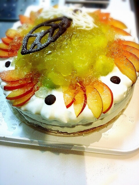 後藤真希が弟の誕生日に作ったケーキ