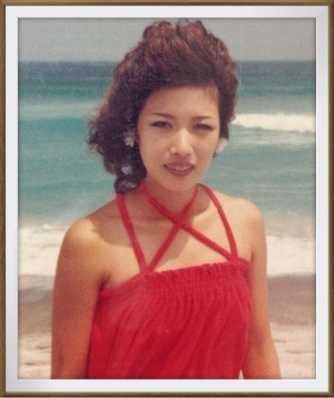 モーニング娘。石川梨華の母が若かった頃の画像