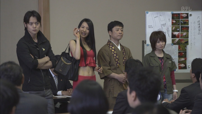 ドラマ「ST赤と白の捜査ファイル」の志田未来が太って劣化してる