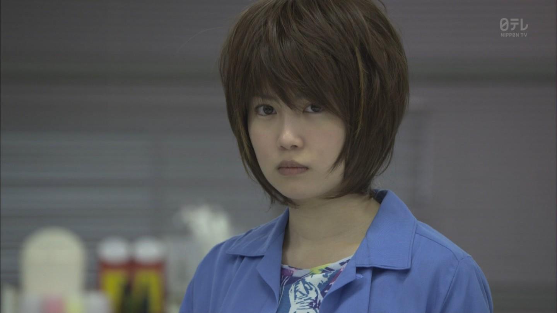 ドラマ「ST赤と白の捜査ファイル」の志田未来