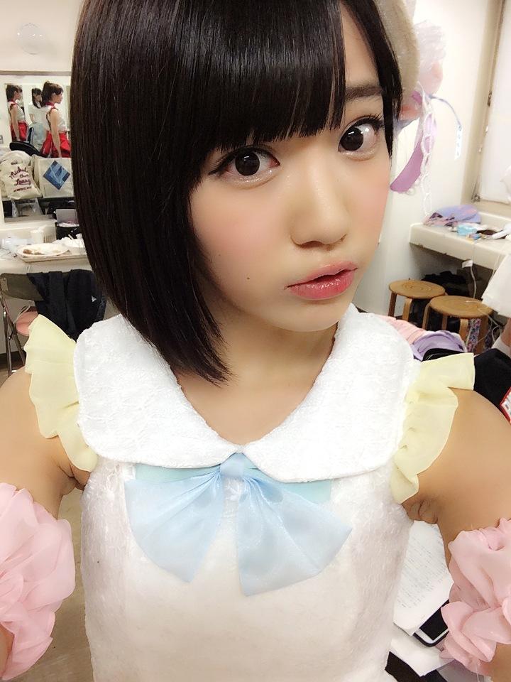 HKT48・宮脇咲良の腋が卑猥過ぎる