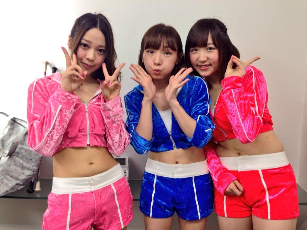 音楽活動を再開した加護亜依とガールズユニット「Girls Beat!!(ガールズビート)」のメンバー