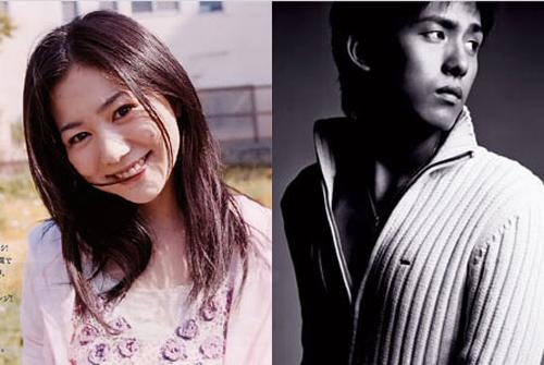 関根麻里と韓国人歌手のK(ケイ)