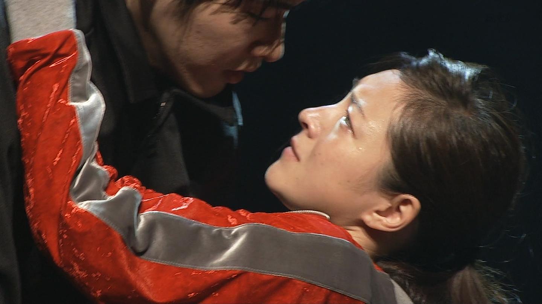 ドラマ「若者たち」、広末涼子と柄本佑の抱擁シーン