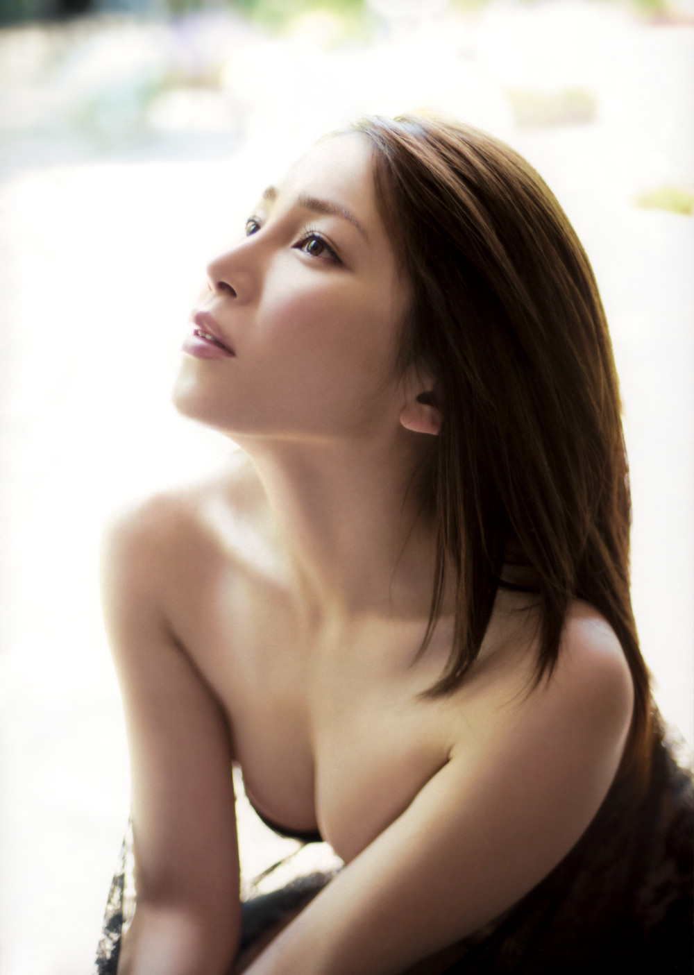 写真集「誘惑」の吉川友