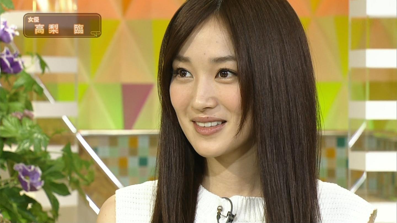NHK「スタジオパークからこんにちは」に出演した高梨臨