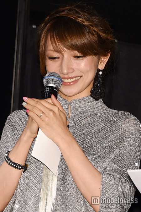 TOKYO GIRLS AUDITION 2014で涙ぐむ後藤真希