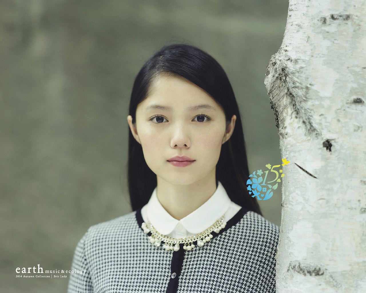 earth music&ecology広告の宮崎あおいが劣化してる