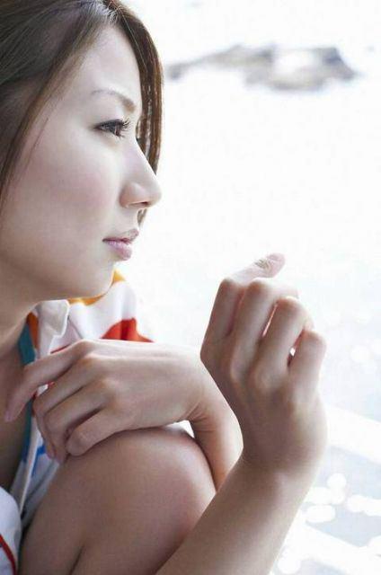 元シンクロ日本代表の青木愛