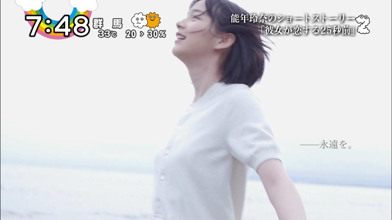 「彼女が恋する25秒前」の能年玲奈