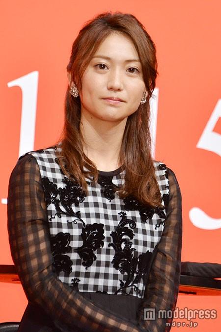 映画『紙の月』完成報告会見の大島優子