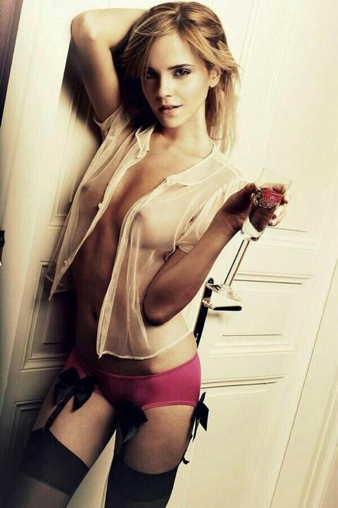 エマ・ワトソンのセクシー画像