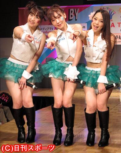 「AKIBA TOKYO COLLECTION」にゲスト出演した加護亜依