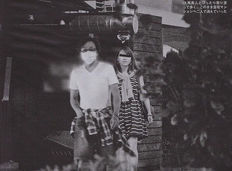 TOKIOリーダー・城島茂、週刊文春が撮った4人の美女と「泥酔の夜」