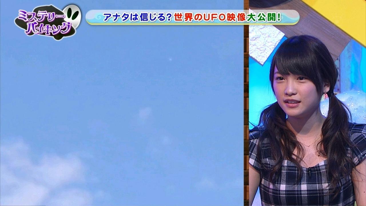 AKB48の川栄李奈がキスマークをテープで隠してバイキングに出演