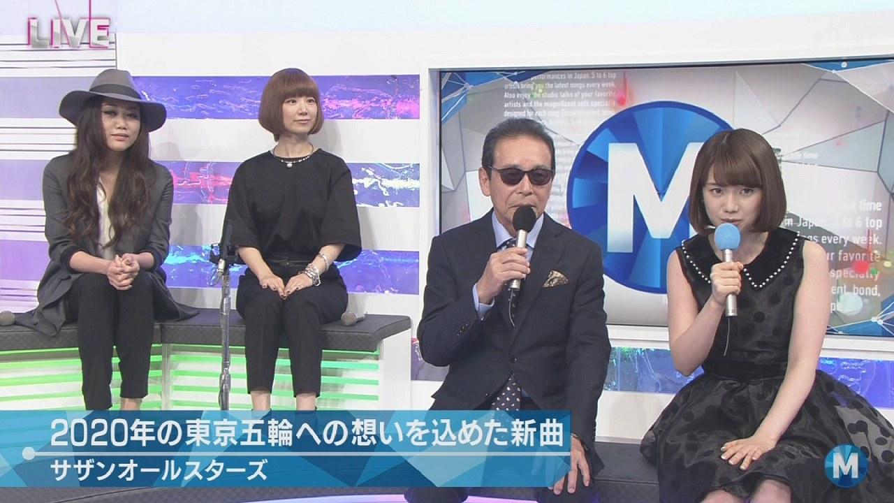 ミュージックステーションに出演したYUKI 奇跡の42歳