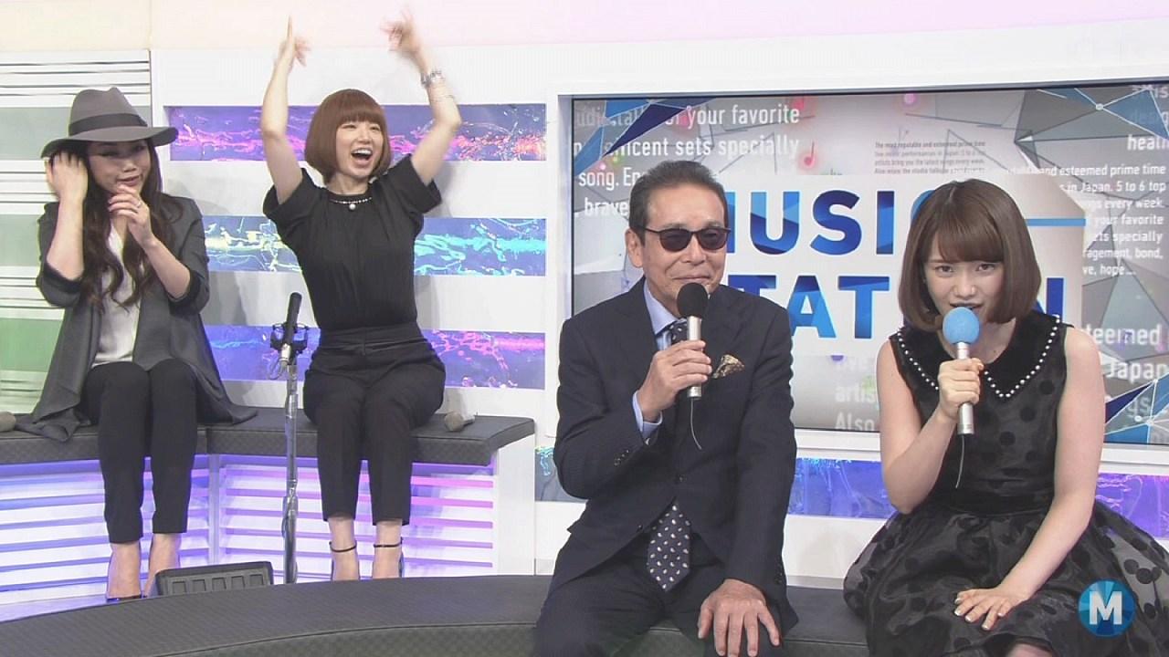 ミュージックステーションに出演したYUKIが可愛い