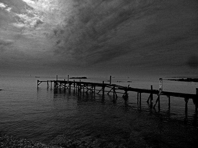 20140714荒井浜廃桟橋