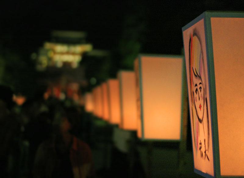 141809八幡宮ぼんぼり祭3