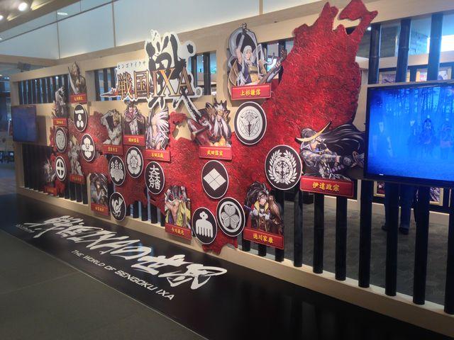 戦国IXA展2