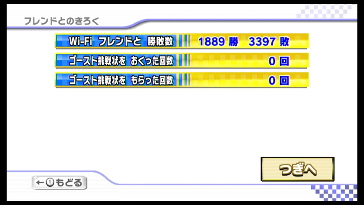 MKW記録13