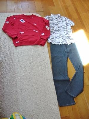夏のお買い物1