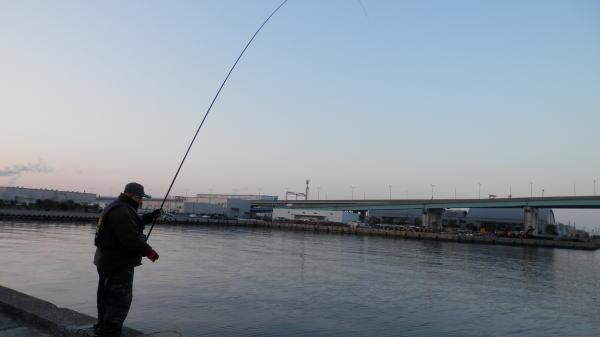 6:47 喜多さんに来ました ♪
