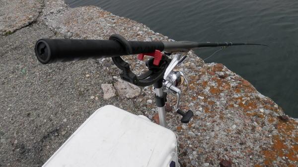 06:15 釣り開始 ^^