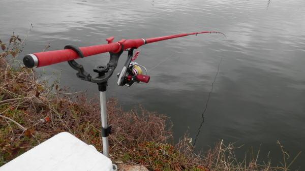 10:00 釣り開始