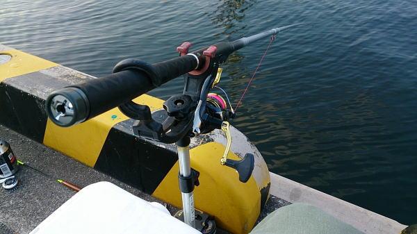 5:00 釣り開始 ♪