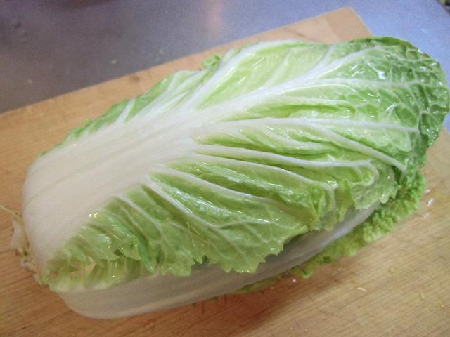 小さな白菜