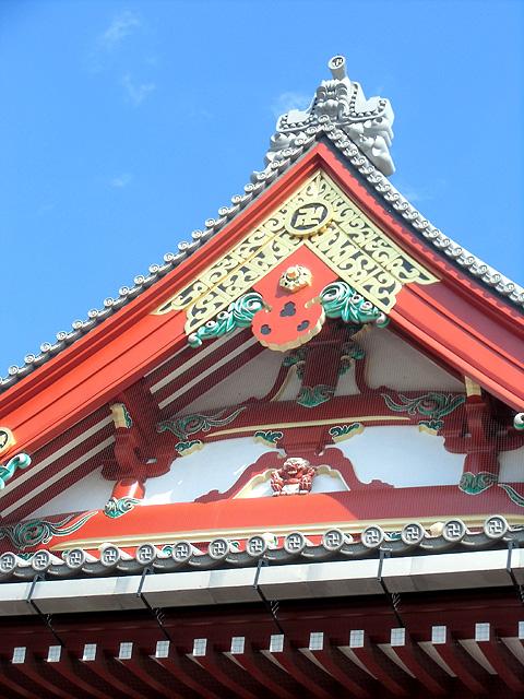 浅草寺の美術