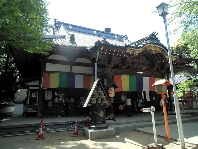 ここは川越蓮馨寺