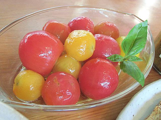 宝石トマト